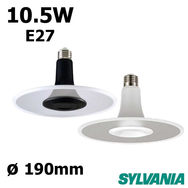 SYLVANIA 10.5W E27 142mm