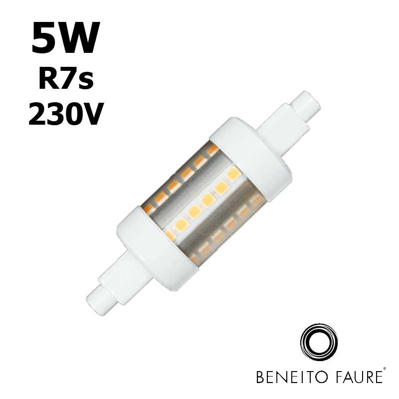BENEITO Tube Led R7s 5W