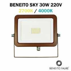 Projecteur BENEITO FAURE SKY 30W CORTEN