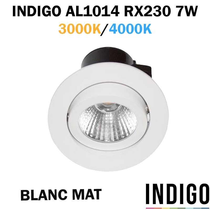 INDIGO AL1014 RX230 7W BLANC