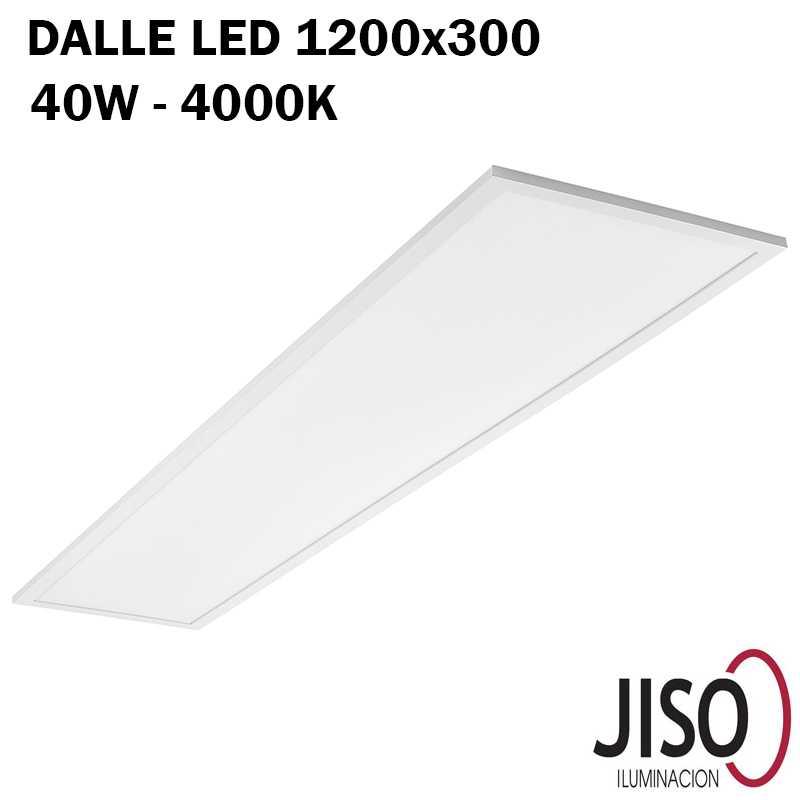 Dalle LED 40W JISO 1200 300