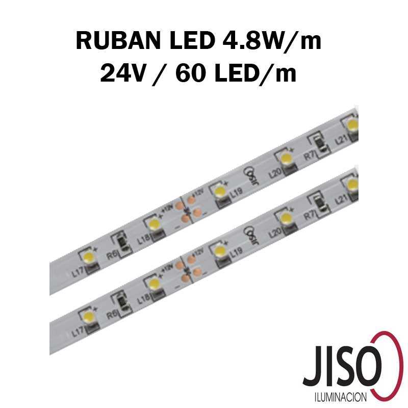 Ruban LED 4,8W mètre