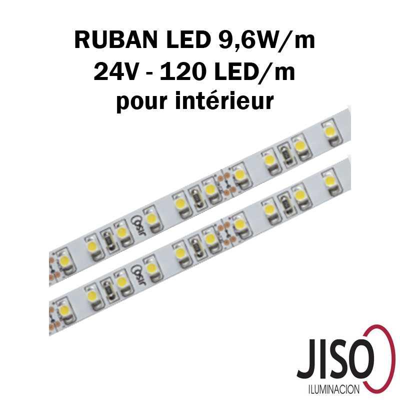 Ruban LED 9.6W mètre
