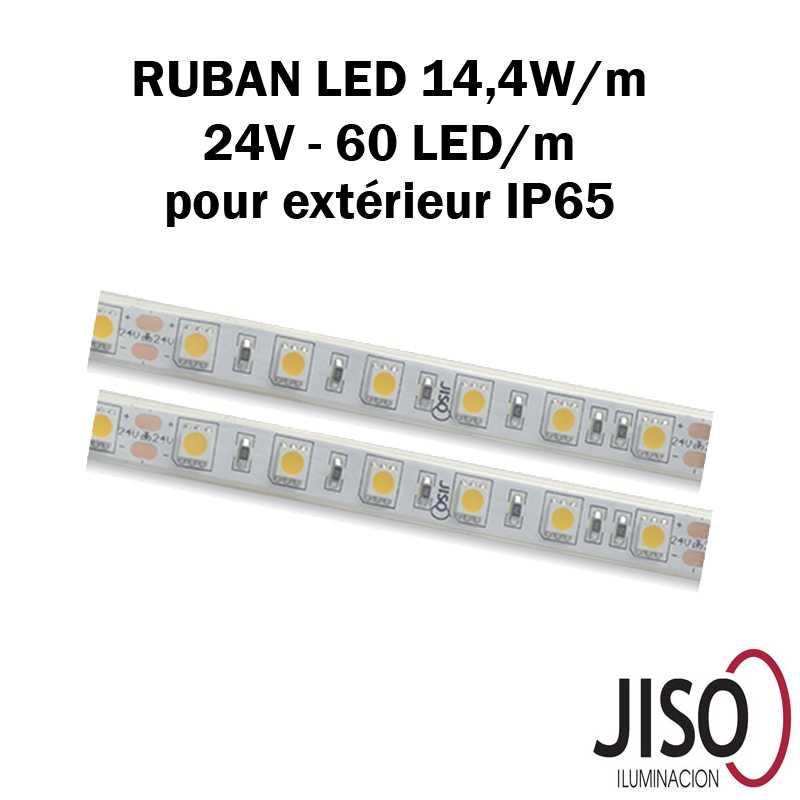 Ruban LED 14.4W mètre extérieur