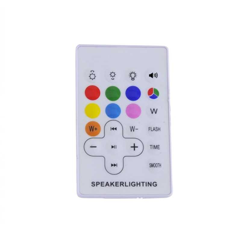 telecommande pour lampe décorative RGB