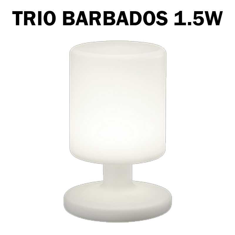 TRIO BARBADOS lampe de table exterieur