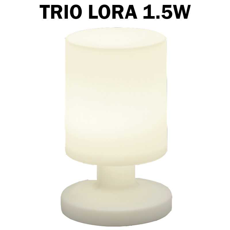 LAMPE DE TABLE EXTERIEUR TRIO LORA