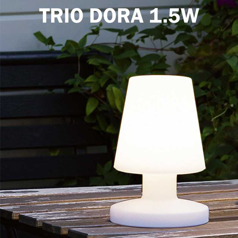 LAMPE DE TABLE DORA 1.5W