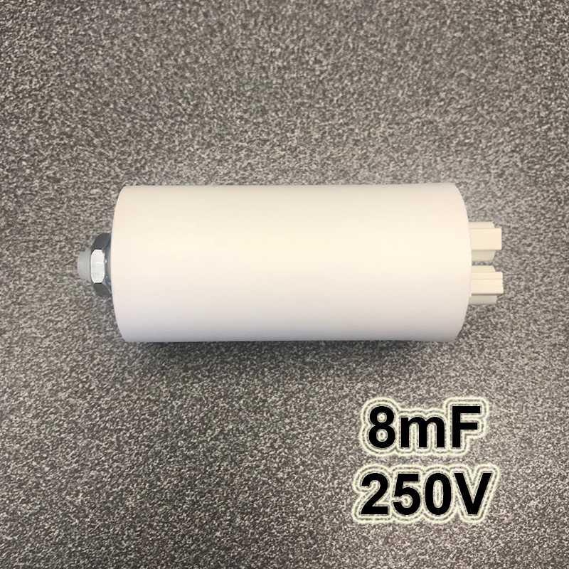 condensateur 8mF