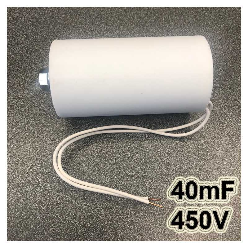 condensateur 40mF