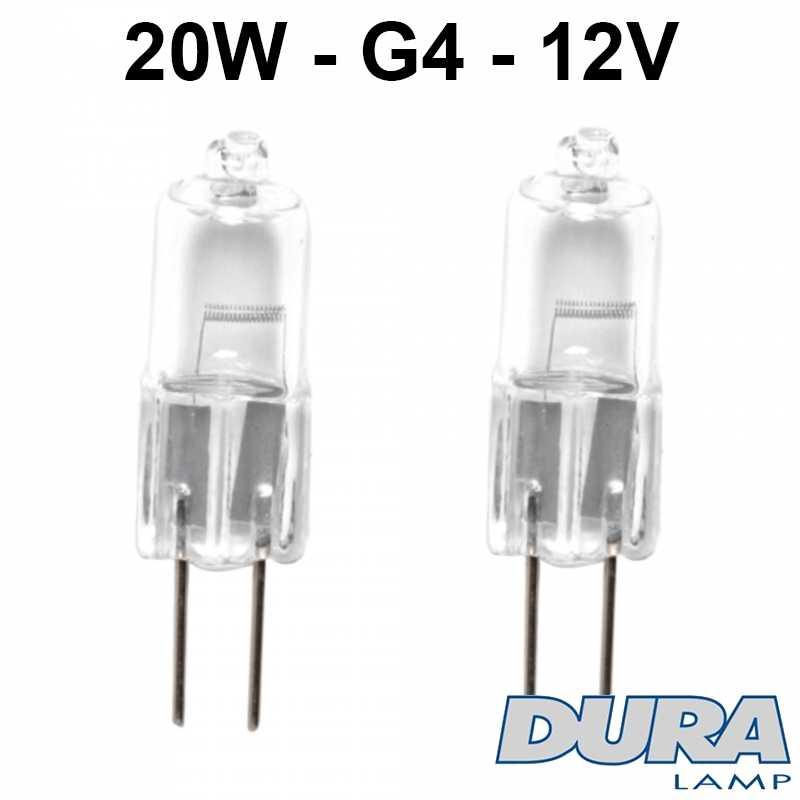 ampoule halogène 20W G4