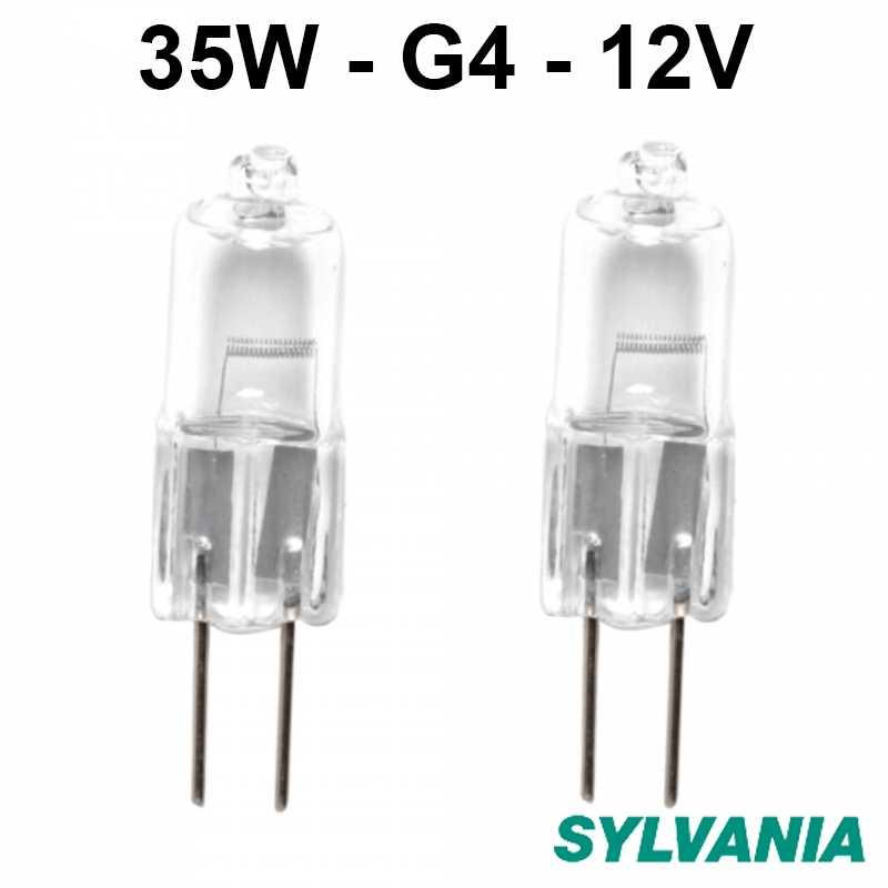 ampoule halogène 35W G4