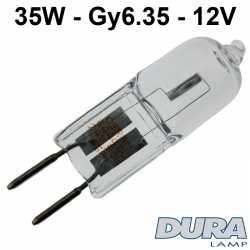 ampoule halogène 35W Gy6.35 xenon