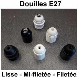 Douilles E27
