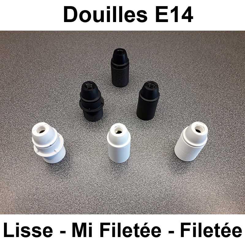 Douilles E14