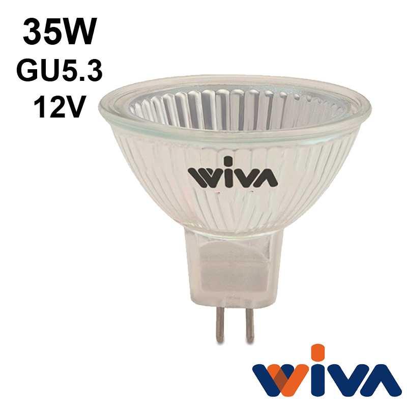 wiva 35W GU5.3 réflecteur TBT