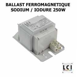 Ballast 250W SODIUM et IODURE