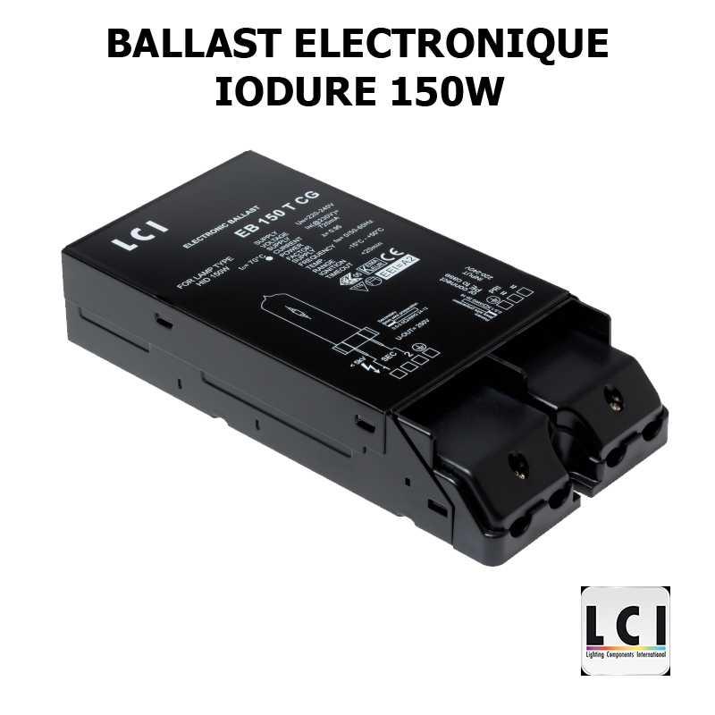 Alimentation électronique iodure 150W