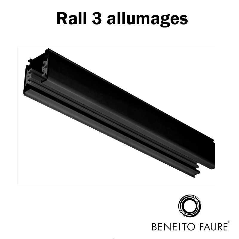 rail 3 allumages beneito