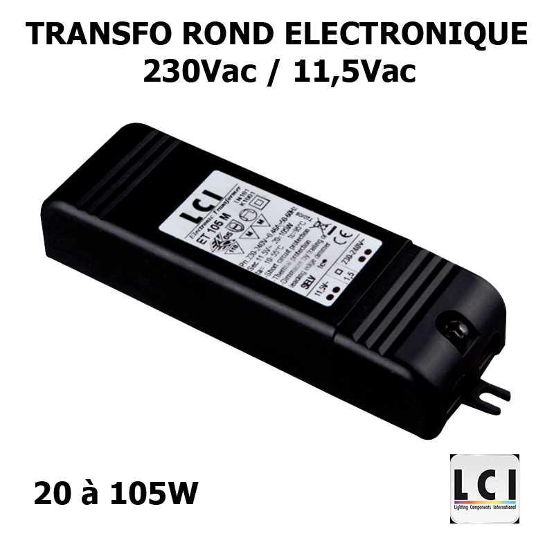 TRANSFO 230V 12V 105VA - LCI 1101031