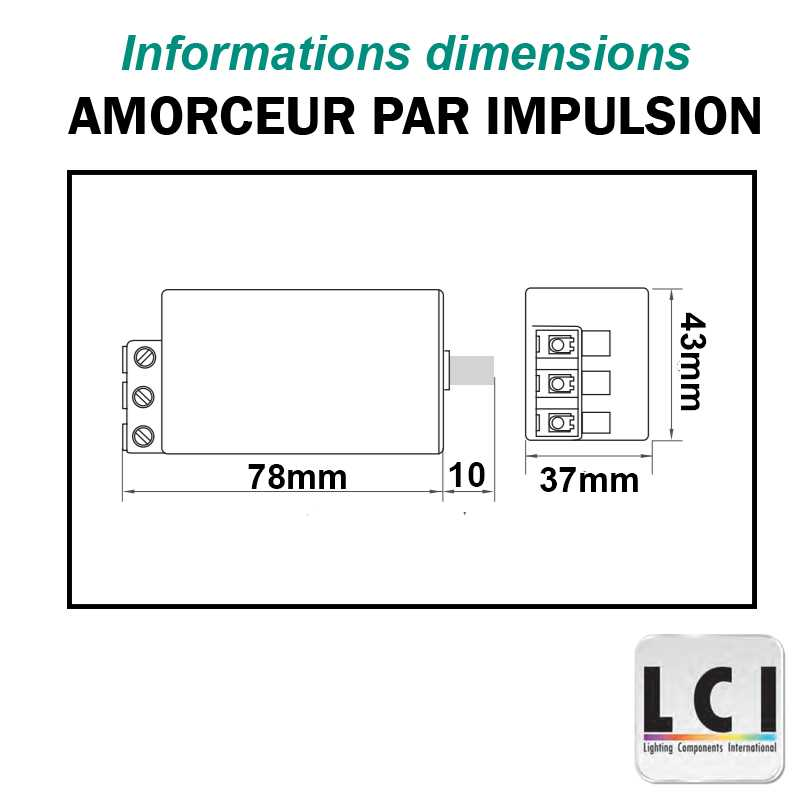 Amorceur LCI 1302021