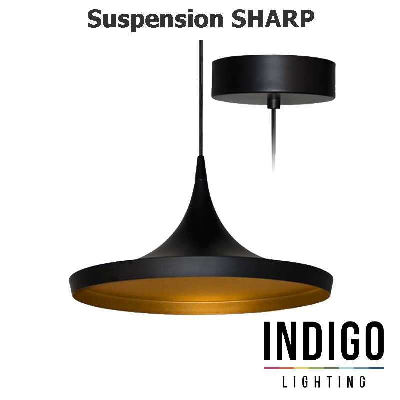 Suspension LED INDIGO SHARP