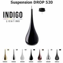 Suspension LED INDIGO DROP 520