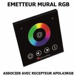 EMETTEUR MURAL POUR CONTROLEUR LED RGB
