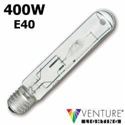 Lampe iodure 400W VENTURE DUAL tubulaire