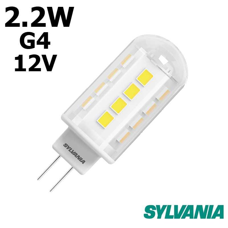 AMPOULE LED G4 12V SYLVANIA ToLEDo 2.5W