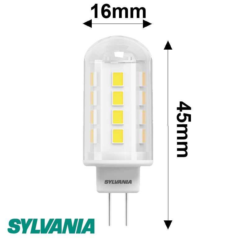 Lampe LED G4 12V SYLVANIA ToLEDo 2.5W