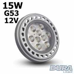 Ampoule LED 15W G53 12V DURALAMP DR111