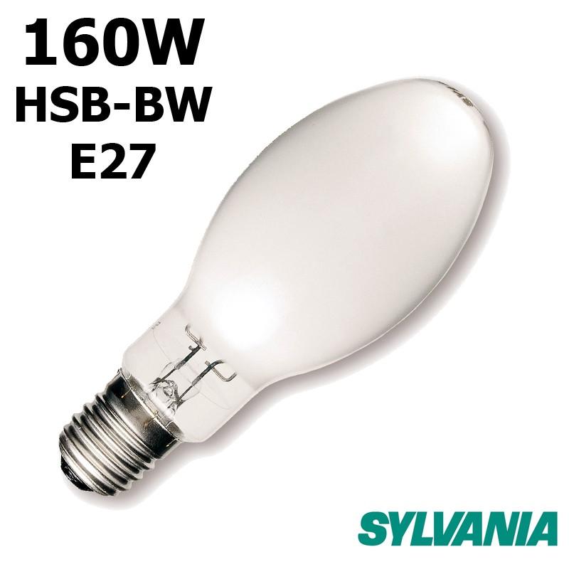 Lampe mercure SYLVANIA HSB-BW 160W