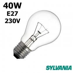Ampoule standard 40W E27 230V