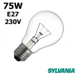 Ampoule standard 75W E27 230V