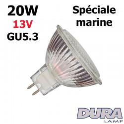 Ampoule 20W 13V GU5.3