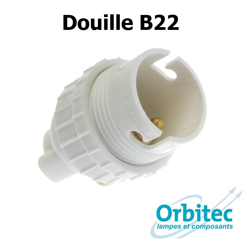 Douille B22