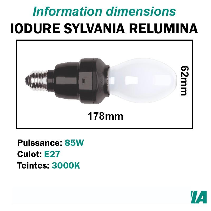 Lampe SYLVANIA RELUMINA 0020241