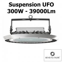 BENEITO UFO 300W Suspension LED industrielle