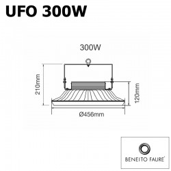 BENEITO UFO 3853