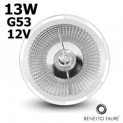 Ampoule G53 12V 13W LED BENEITO ET FAURE