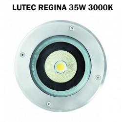 Spot encastre de sol 35W 3000K - LUTEC REGINA