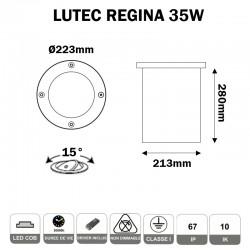 LUTEC REGINA 7008A-LED