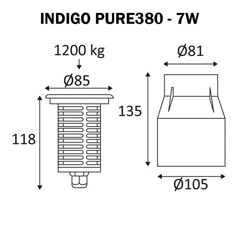 INDIGO PURE380