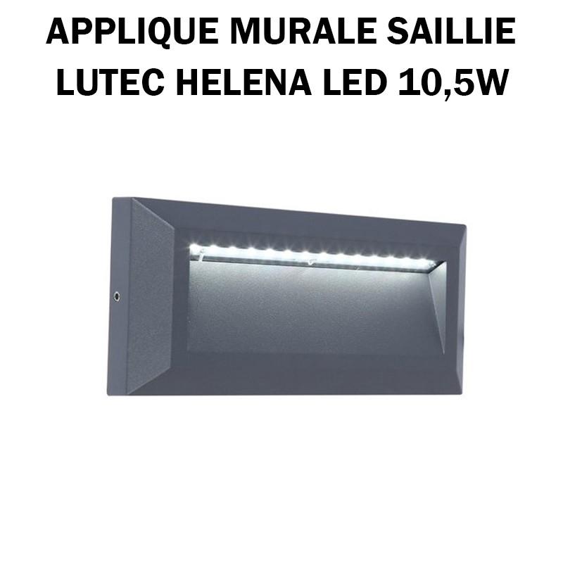 Luminaire mural asymétrique - LUTEC HELENA