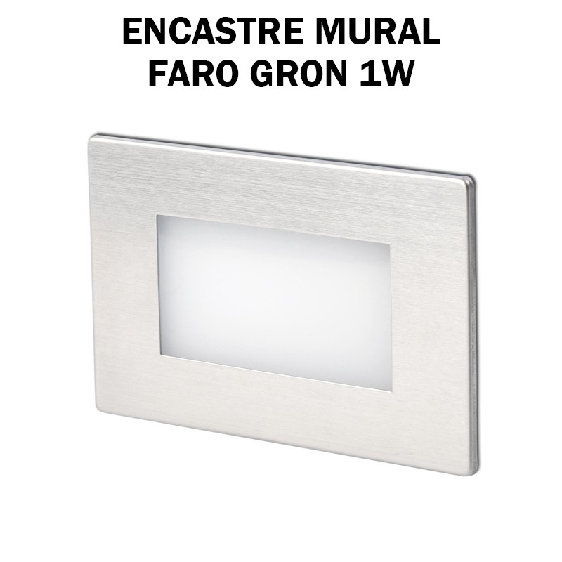 Encastré mural LED - FARO GRON