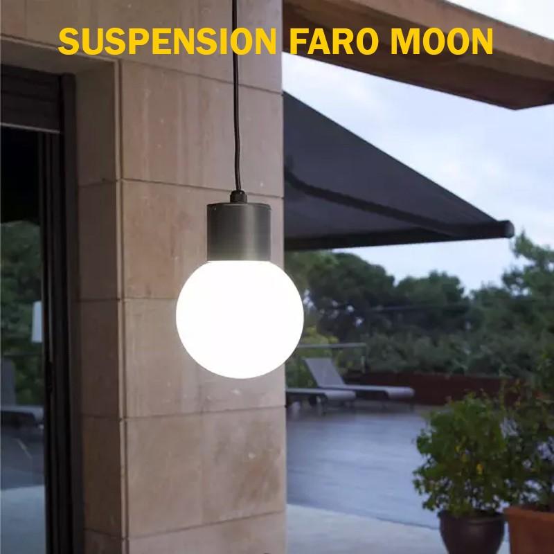 Suspension extérieur FARO MOON