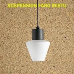Suspension extérieur FARO MISTU