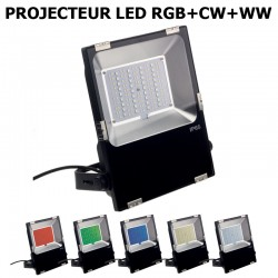 PROJECTEUR LCI LED RGB+CW+WW 5700019