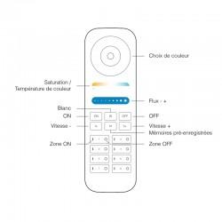 LCI 5700034 -Télécommande 8 zones